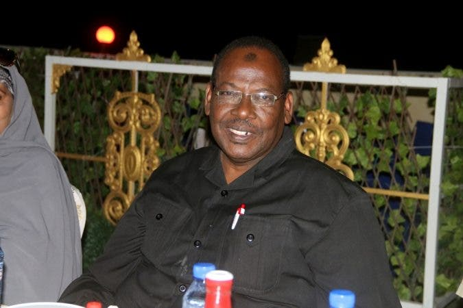 DF Somalia oo xildhibaan caan ah ku beddeshay xilkii uu iska casilay Guulwade