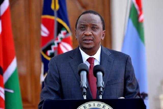 Uhuru Kenyatta oo ka digay qorshaha mucaaradka..!!