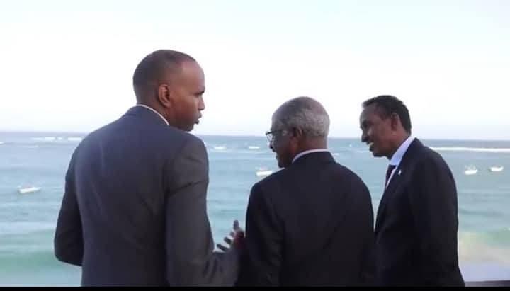Somalia: Eritrea's FM returns home
