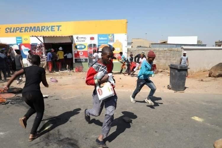 Cabdullahi Ganey Gadafo oo lagu dilay Koonfur Afrika