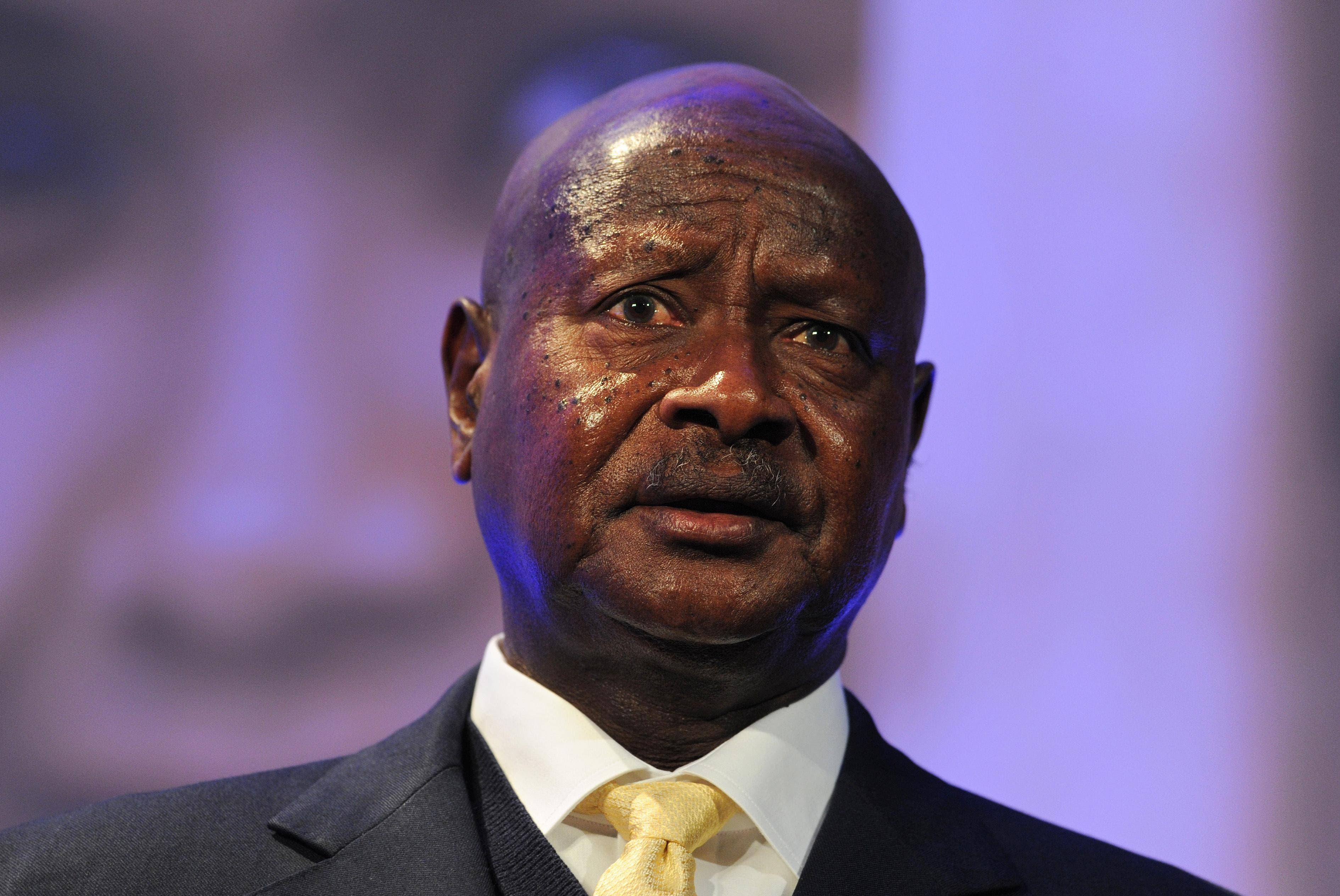 Madaxweyne Musaveni oo qirtay in askartiisa ay dileen shacab Soomaali ah (Aqriso)