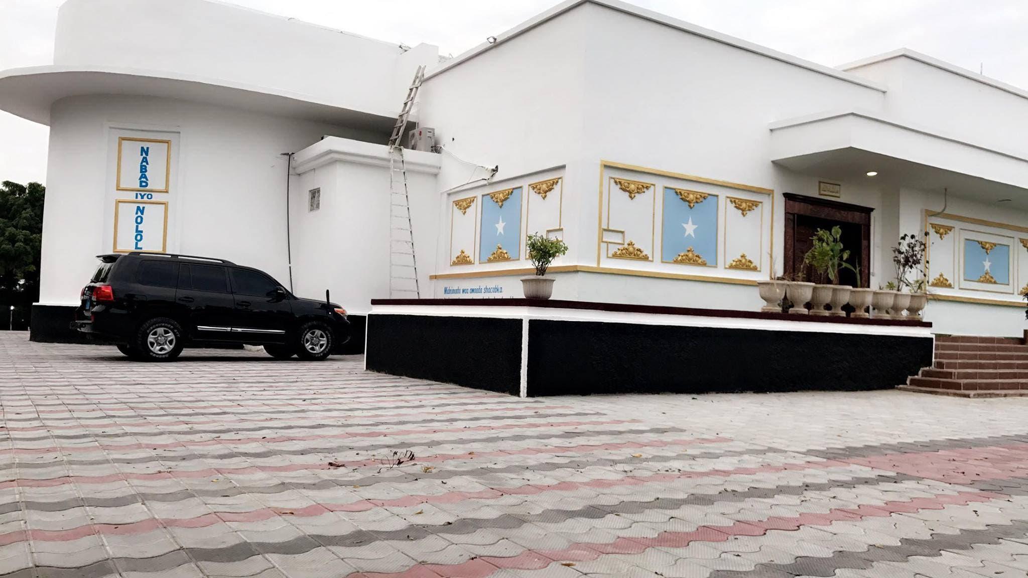 'Arrin mooshin keeni karta ayaa ka jirta xafiiska Villa Somalia ee madaxweynaha'
