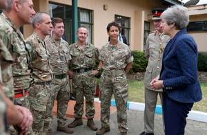 UK PM to boost supporting to Somalia