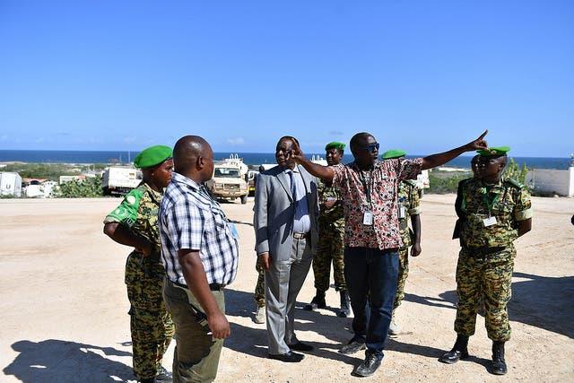 Somalia to be handed over military academy in Mogadishu