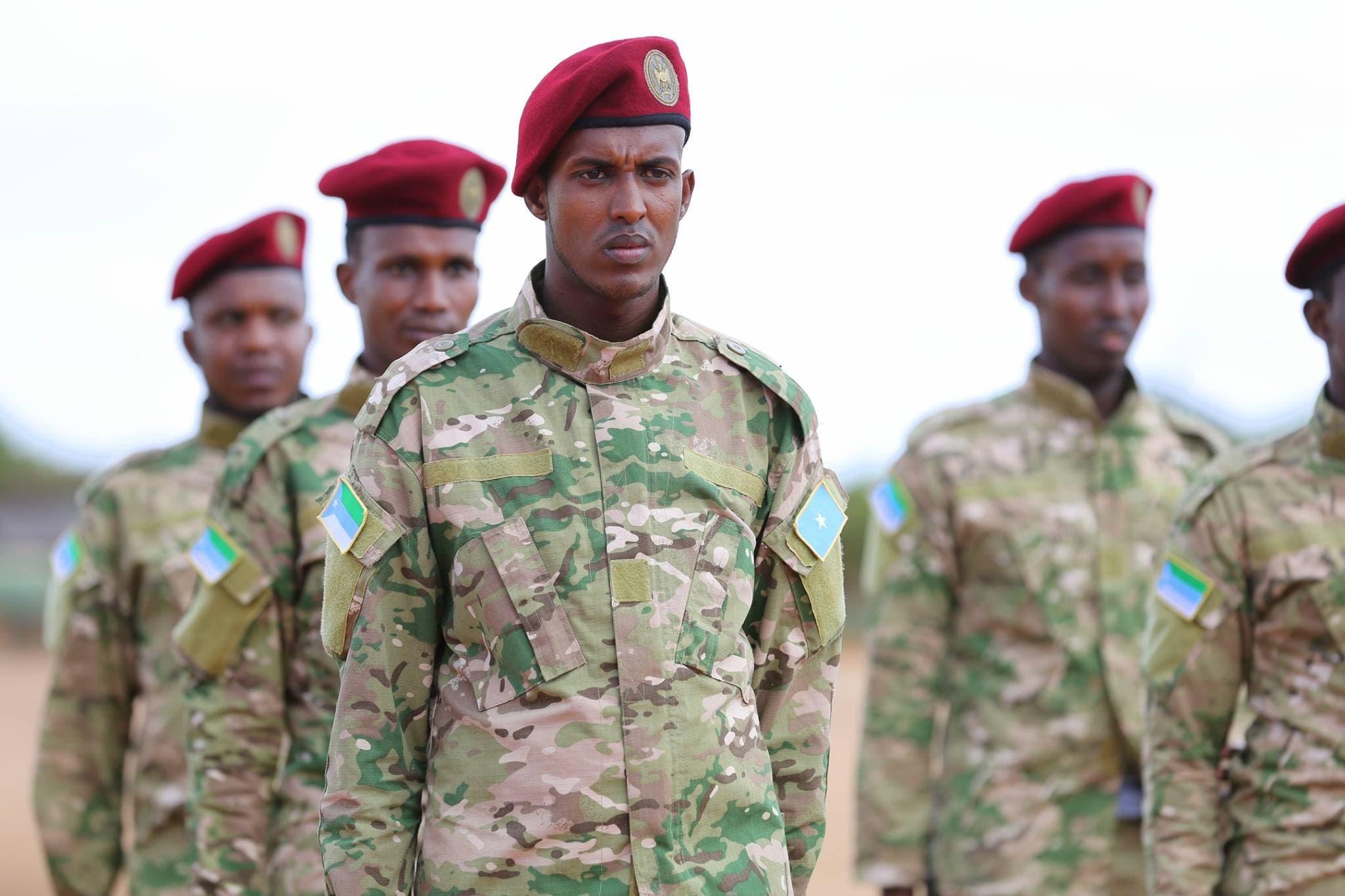 Diiwaan-galin lagu billaabay askartii sida qarsoodiga ah loogu qaaday dalka Eritrea