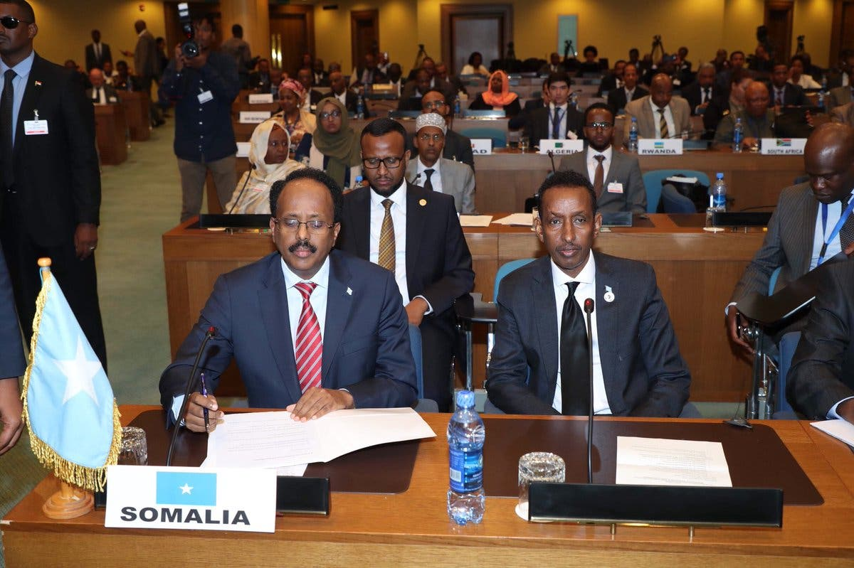 Somalia hails peace deal signed by South Sudan's leaders