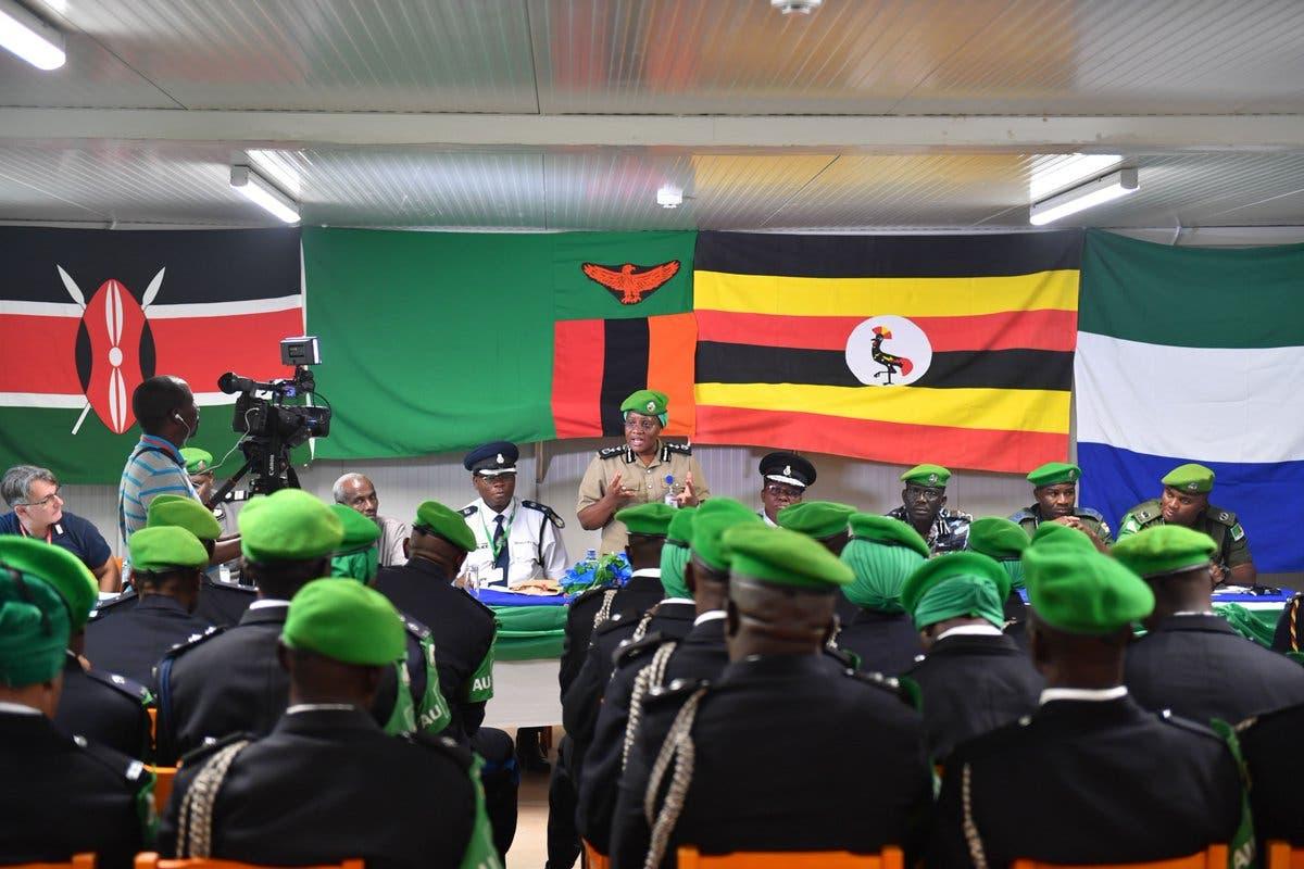 Somalia: 30 AU police soldiers to return home