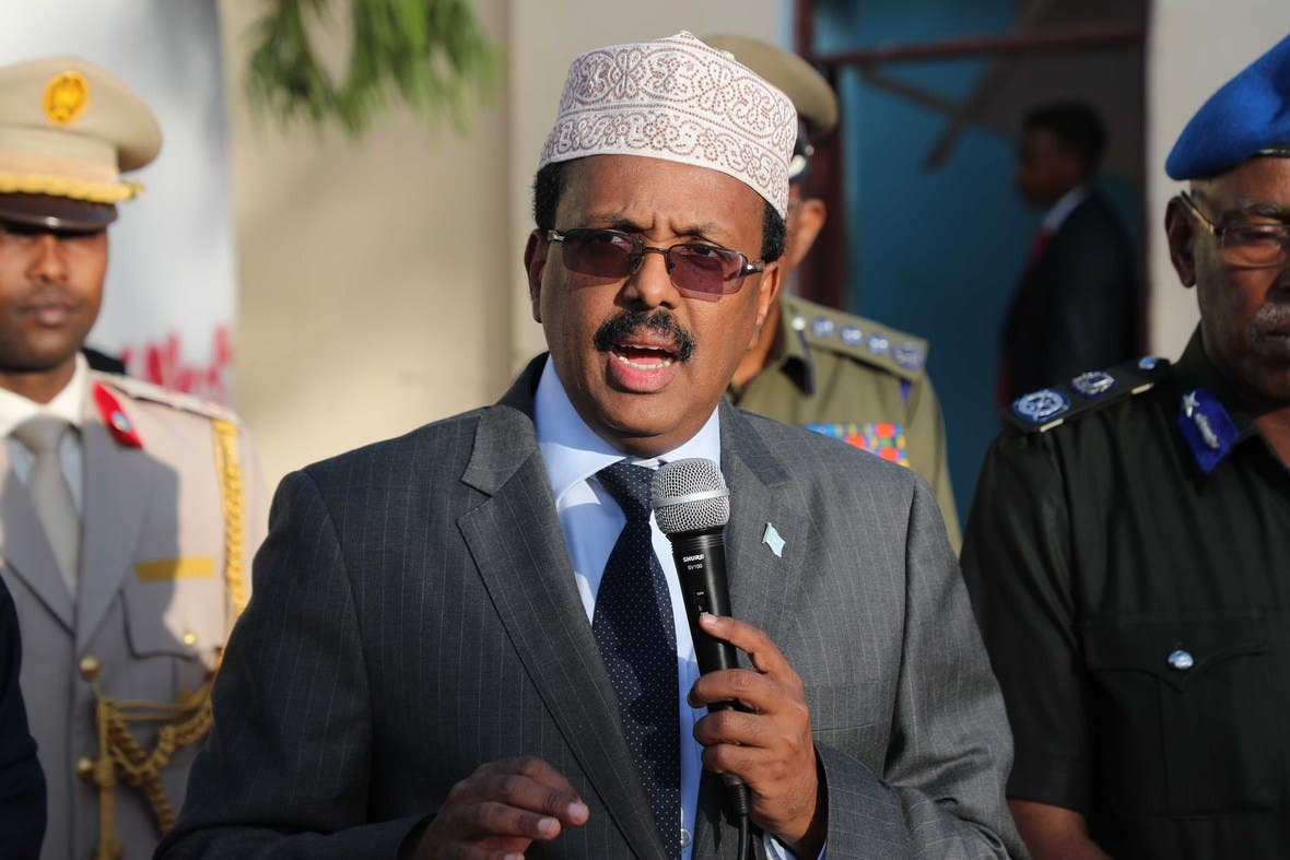 Farmaajo oo shaaciyey in DF Somalia ay soo afjartay faragelintii dalalka dariska ah ay ku hayeen Somalia