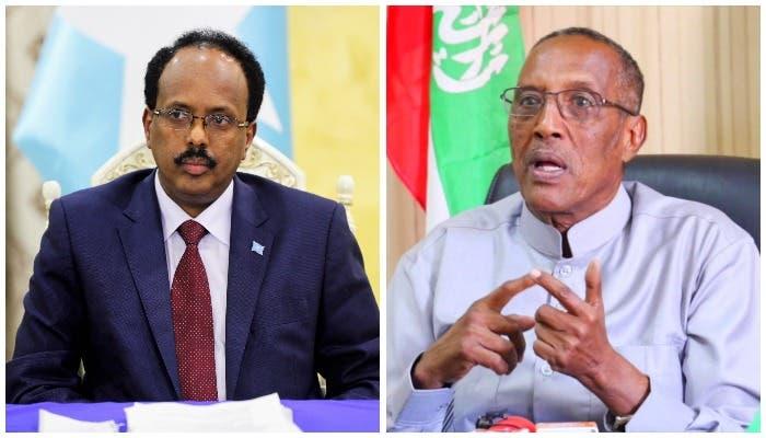 Talooyin ku socda madaxda Df Somalia ee ku aaddan wadahadalada Somaliland