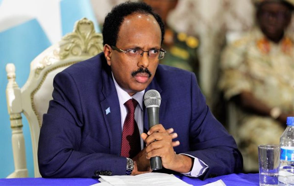 Image result for farmaajo