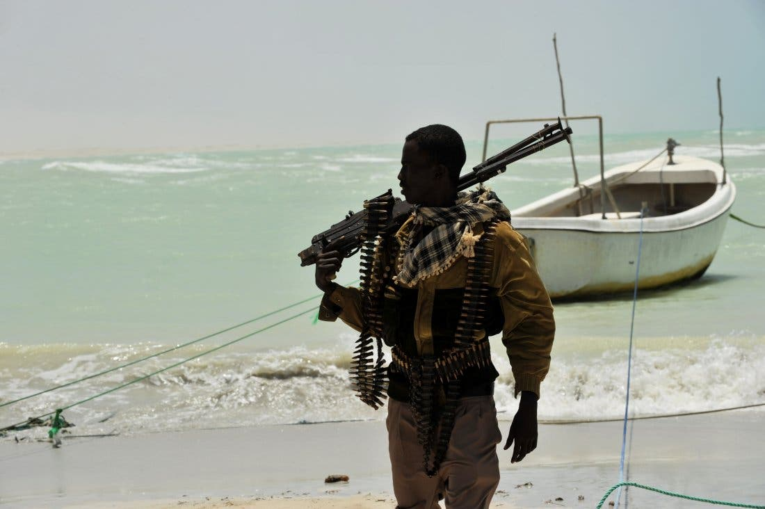 UK team helps free Iranian hostages from Somali pirates