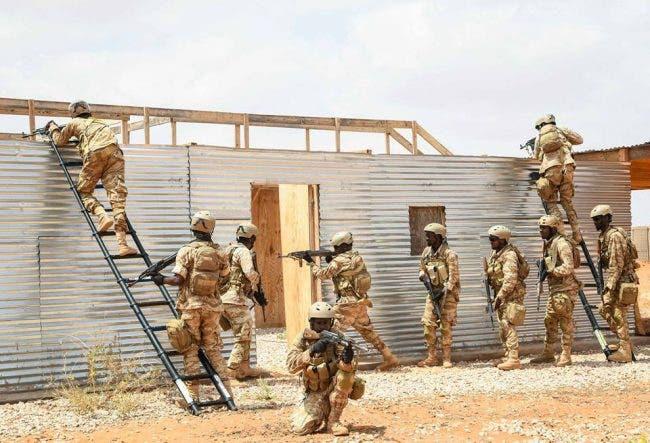 NISA oo gacanta ku dhigtay kiimikada qaraxyada oo loo waday kooxda Al-Shabaab