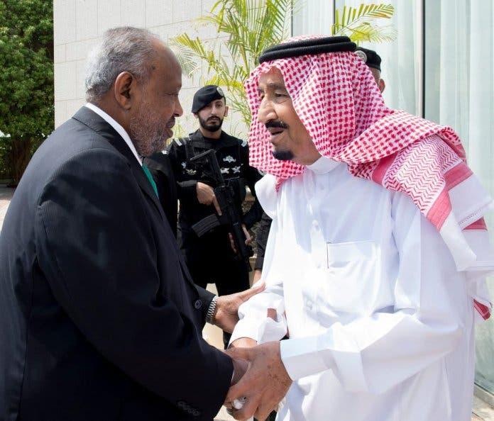 Sawirro: Geelle oo Jeddah gaaray (Maxaa Sacuudiga uga qorsheysan GEESKA?)