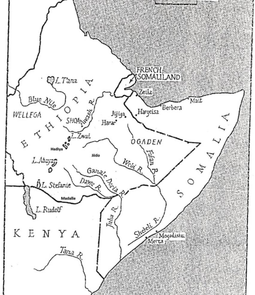 Taariikhda xiriirka Soomaali iyo Oromo (Qeybtii 1-aad)