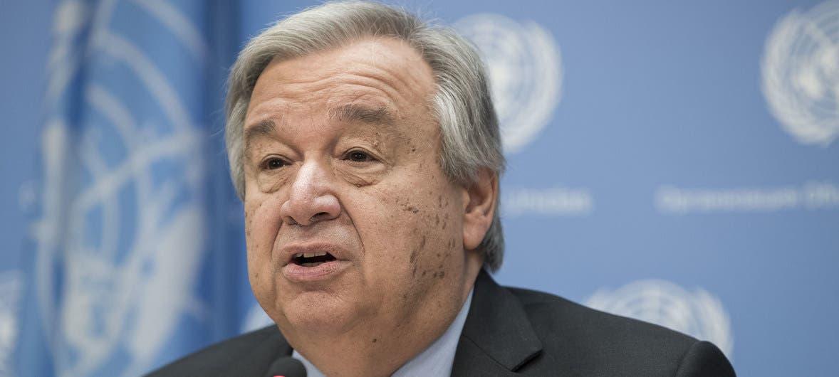 UN chief hails Djibouti and Eritrea talks