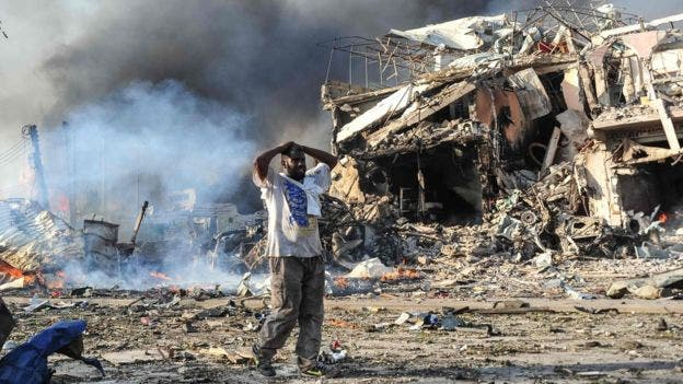 Somalia: Bomb blast survivor, relives fateful day last October