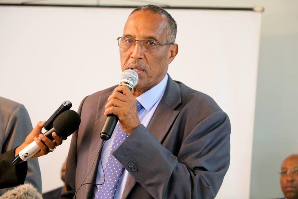 Muuse Biixi oo caddeeyry sababta ay ETHIOPIA uga maqneyd heshiiskii ugu dambeeyay ee DP World
