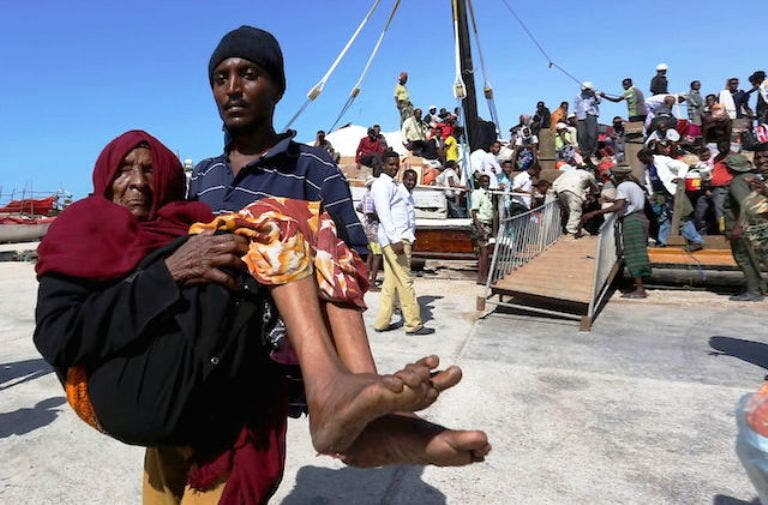 UN says 2000 Somali refugees from Yemen return home