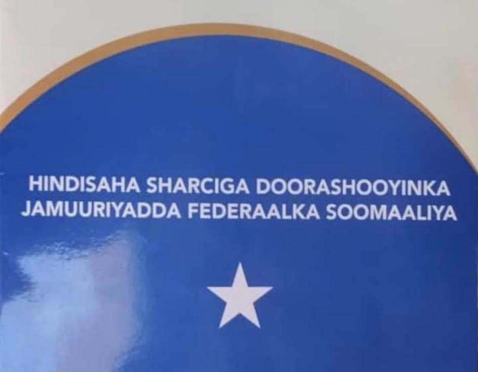 Qodobada ugu muhiimsan sharciga doorashooyinka 2020 ka dhacaya Somalia