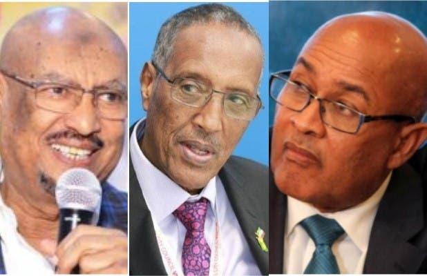 Khilaaf soo kala dhexgalay xisbiyada  Somaliland