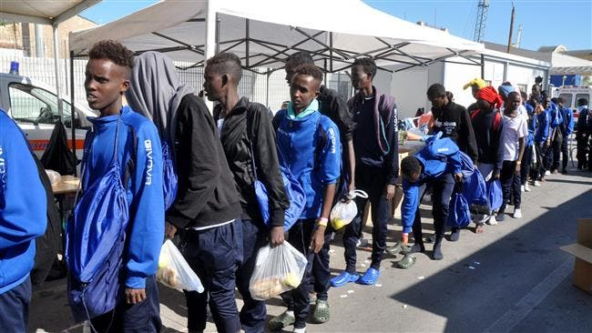 Portugal receives migrants from Somalia