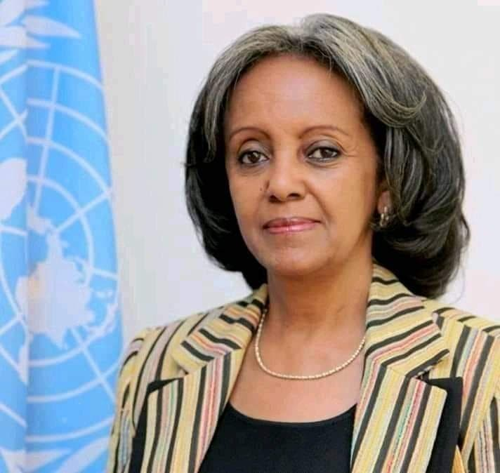 Sahle-Work Zewde becomes Ethiopia's first female president