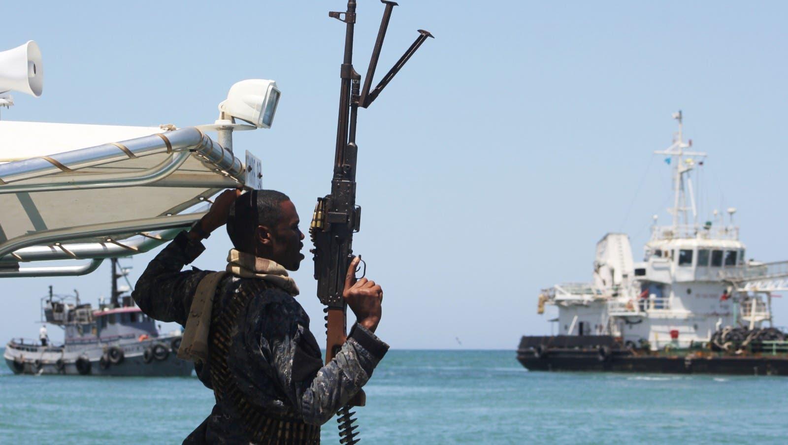Hong Kong-flagged ship attacked by Somali pirates