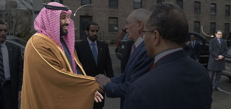 3 sawir oo caddeynaya in Bin Salman uu dilay Jamaal KHASHOGGI oo la helay