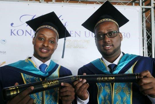 China trained Somali graduates return home to aid recovery