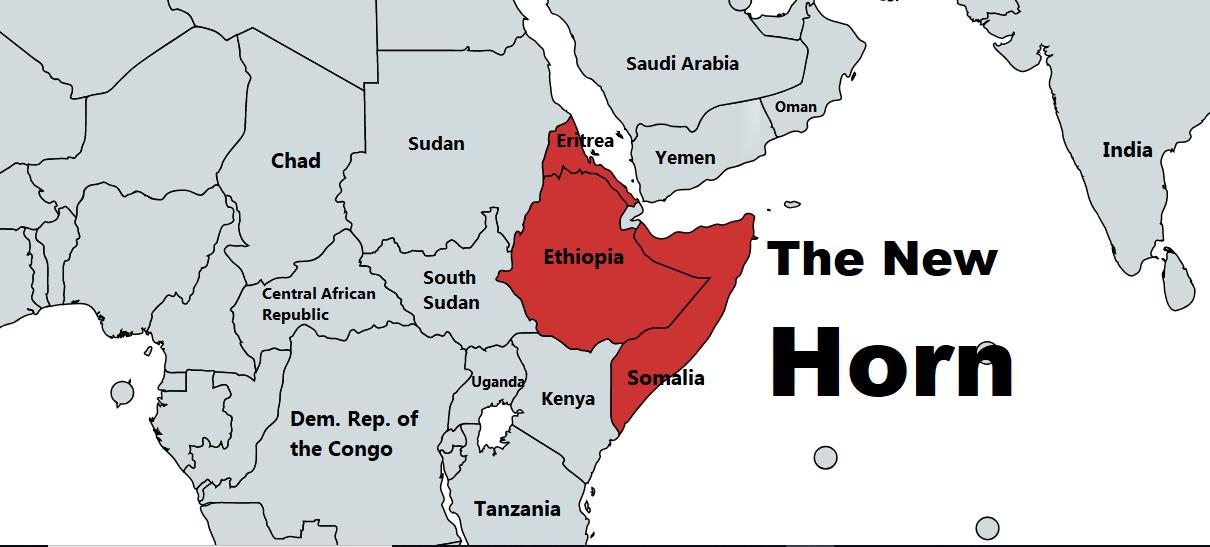 Abiy Axmed oo shaaciyey in SOOMAALIYA, Ethiopia iyo Eritrea ay yeelanayaan hal madaxweyne