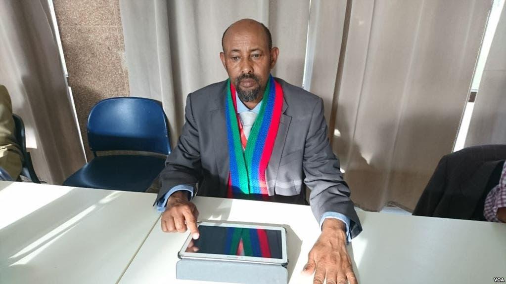 Ciidamada jabhadda ONLF oo isku dhiibaya Ethiopia