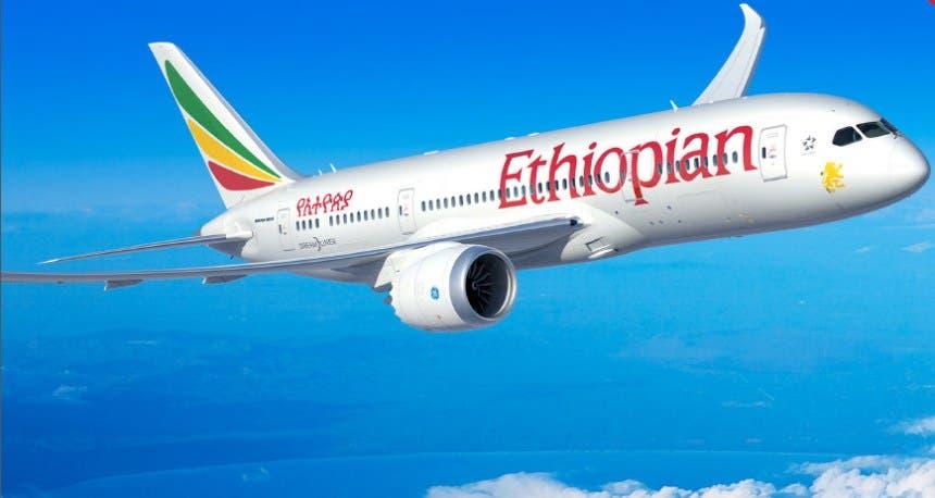 Daawo: Ethiopian Airlines oo 41 sano kadib maanta kasoo degtay Muqdisho