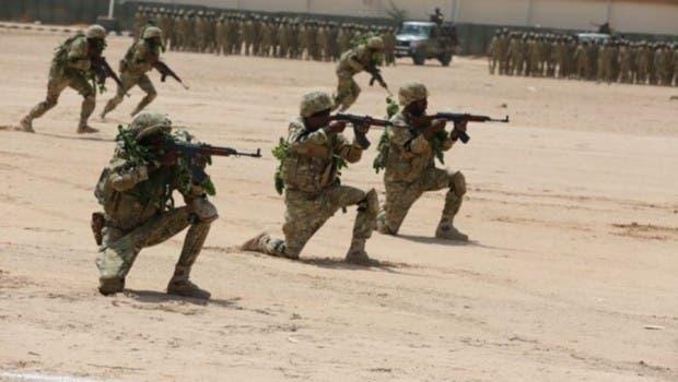 """Al-Shabaab oo weerar ku """"dilay 12 askari oo ka mid ah ciidamada Bancroft"""""""