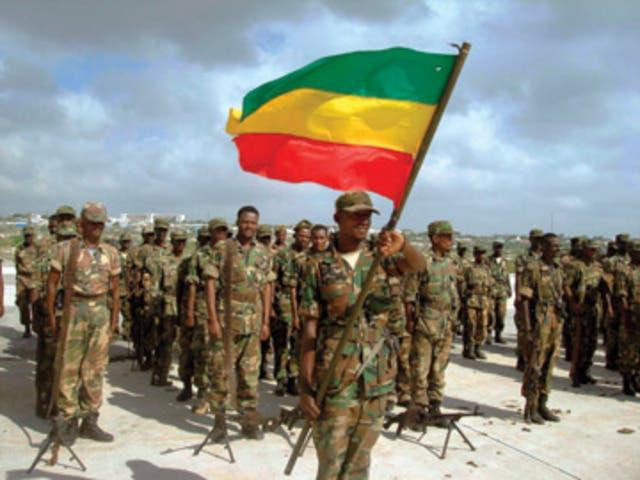 Wararkii ugu dambeeyay ciidamo Ethiopian ah oo gudaha u galay S/Land