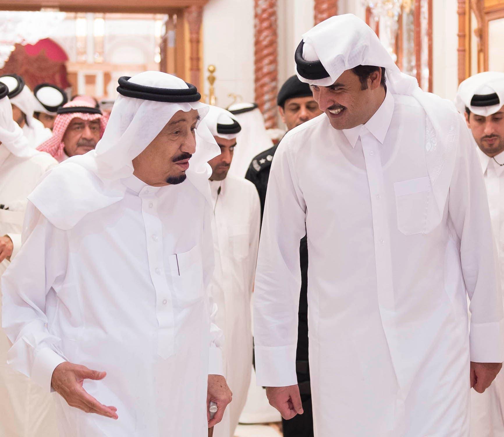 Sacuudiga miyuu bedelay mowqifkii QATAR?: Boqor Salman oo tallaabo cusub oo aan la fileynin qaaday