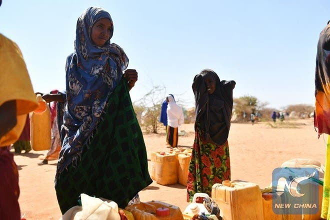 EU, UN launch urban water project in northern Somalia