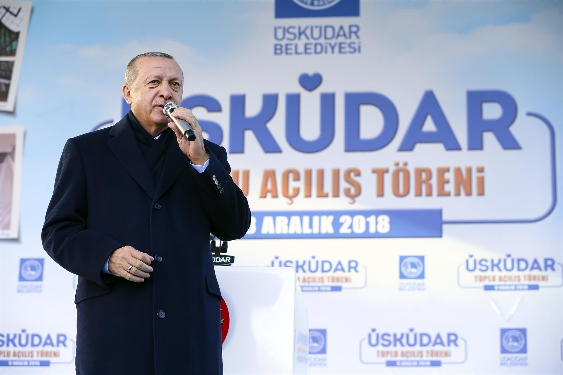 Erdogan: In fashilka heysta Yurub aysan musliimiinta ahayn ayaa caddaatay