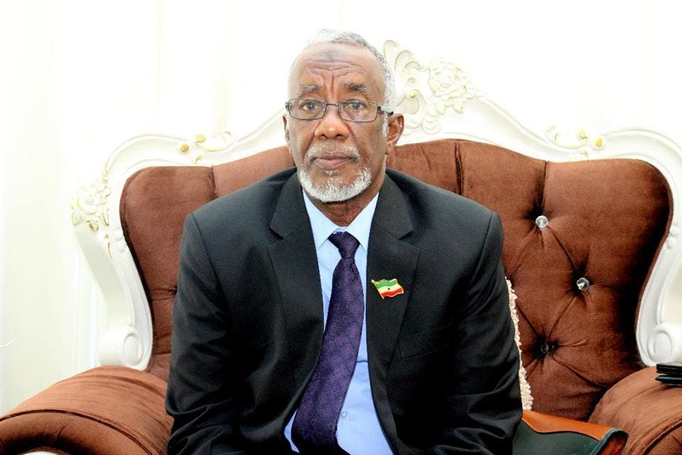 Somaliland oo jawaab ka bixisay go'aankii ay DF ku cayrisay Nicholas Haysom