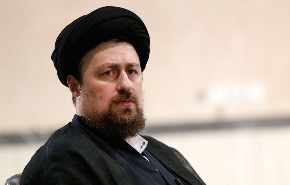 Wiil Ayatollah Khomeini uu awoowe u yahay oo arrin halis ah ka sheegay Iran