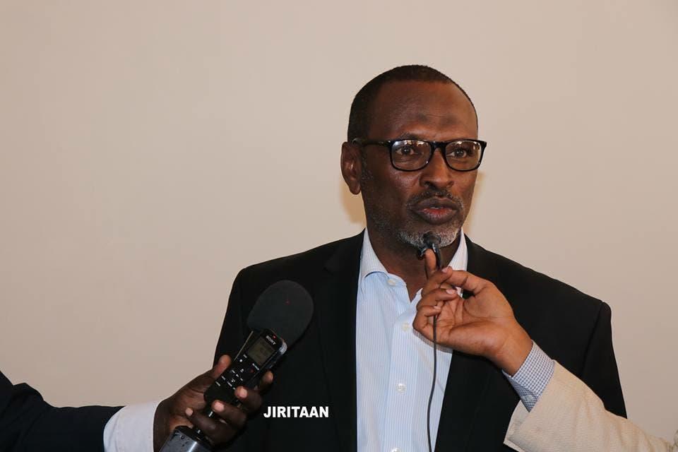 Qalbidhagax oo ka hadlay cidda leh mas'uuliyadda in loo dhiibay Ethiopia iyo musharaxnimada Kheyre
