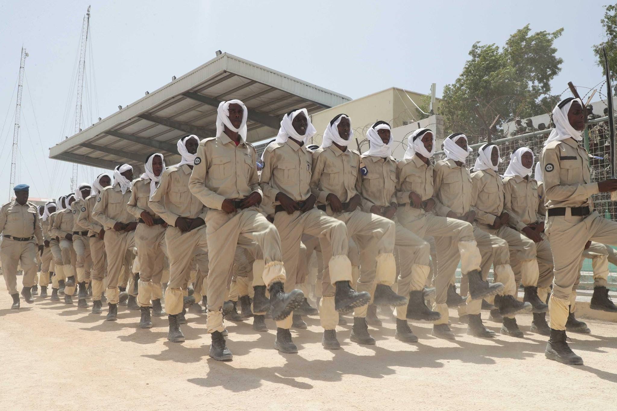 DF Somalia oo la wareegtay ciidanka booliska Puntland