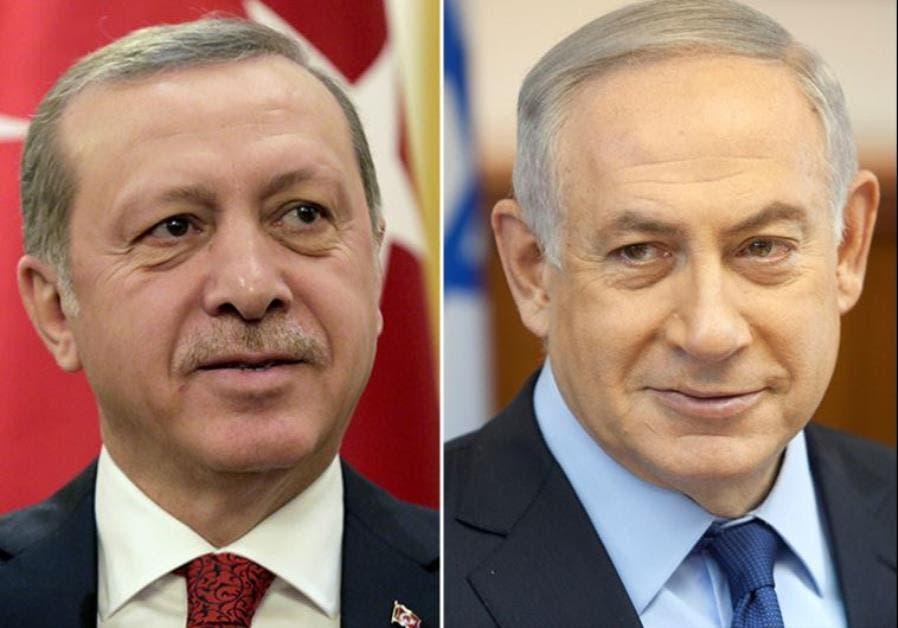 Dagaal culus oo twitter-ka ku dhex maray Erdogan iyo Benjamin Netanyahu