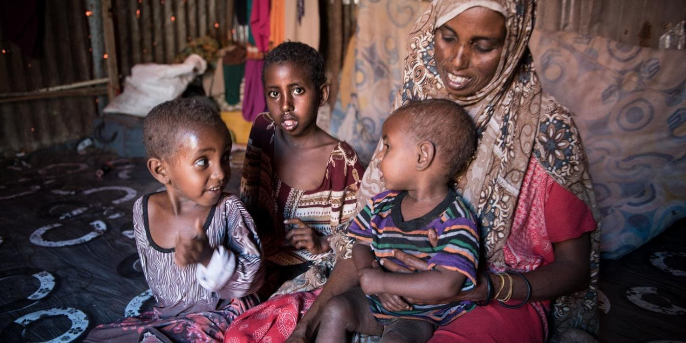 As Somalis flee to cities, Mogadishu becomes most crowded city in Africa