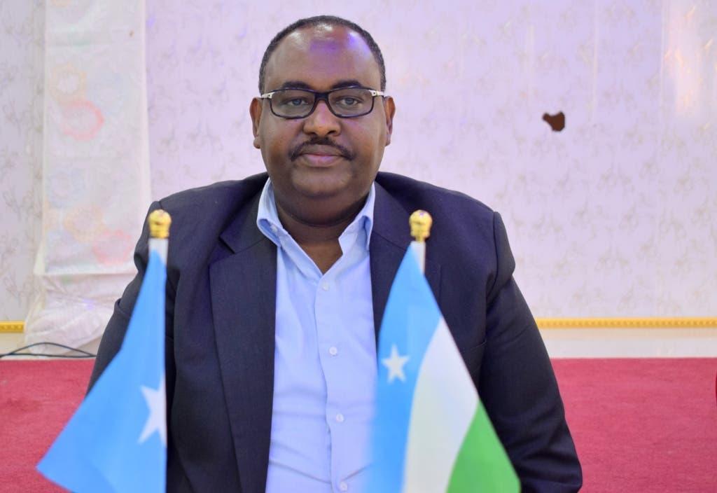 Saciid Deni oo shaaciyey in DF Soomaaliya ay colaad ka hurineyso Somaliland