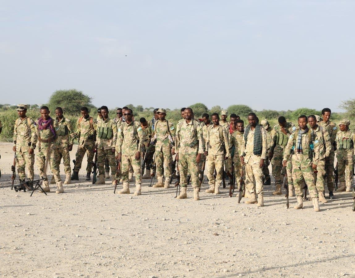 7 ka mid ah askartii ilaalada u aheyd Axmed Madoobe 'oo ku biiray' Al-Shabaab