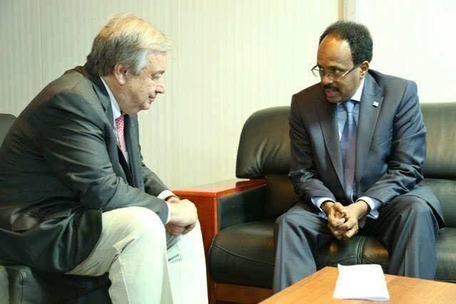 Yuusuf Garaad: Somalia ha isku diyaariso saameynta cayrinta Nicholas Haysom, oo aan soo daahi doonin
