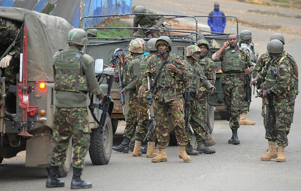EU delays refunds for Kenyan troops in Somalia
