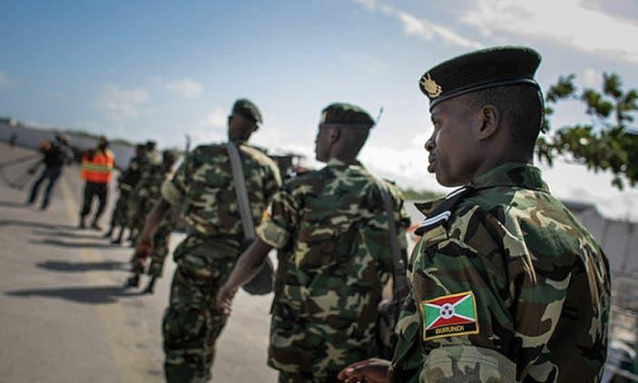Askar ka tirsanaa ciidanka Burundi oo qarax lagu dilay