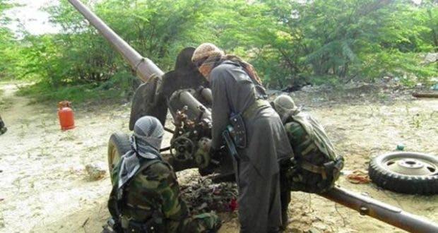 Al-Shabaab oo weerar madaafiic ah ku qaaday xero ku taalla Biyo-Cadde