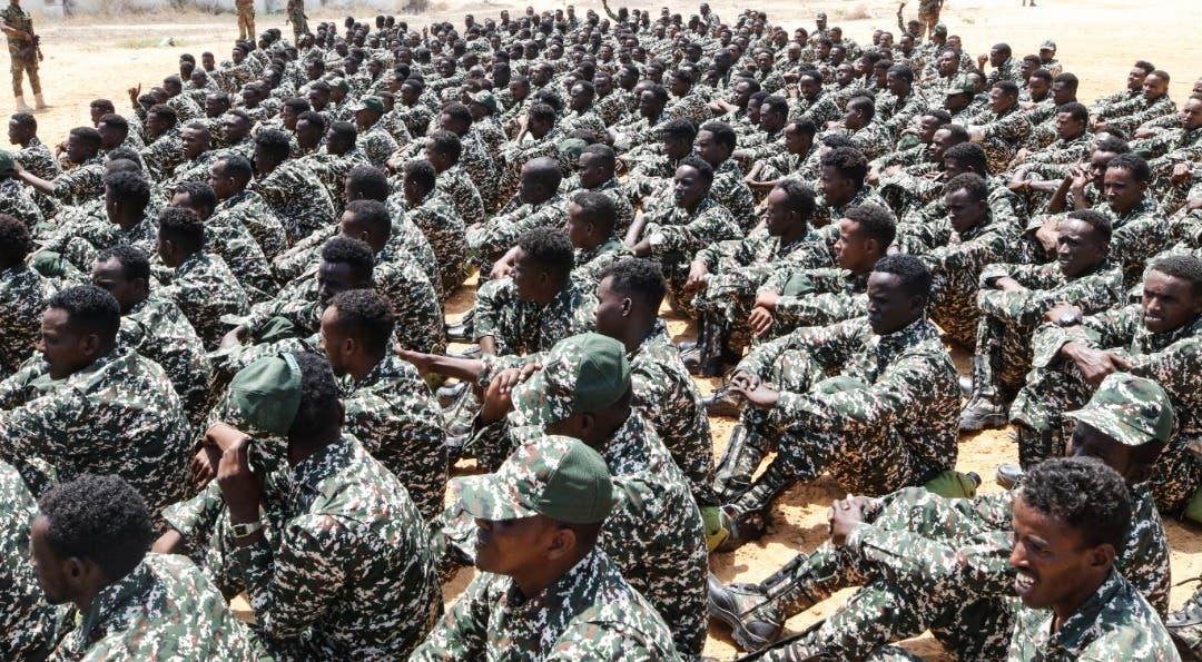 Maxaa ka jira in DF Somalia ay si qarsoodi ah ciidamo uga qoraneyso Puntland?